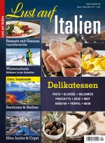 Cover: Lust auf Italien 1/2015