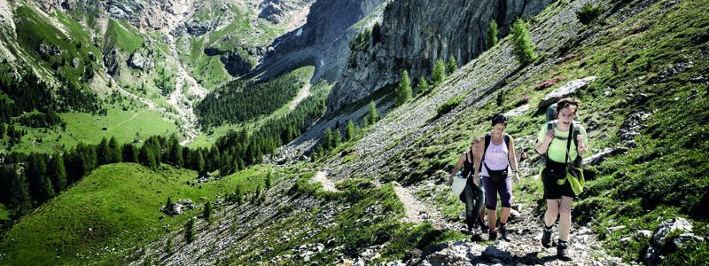 Lust auf Italien, Reisen, Trentino, Wandern