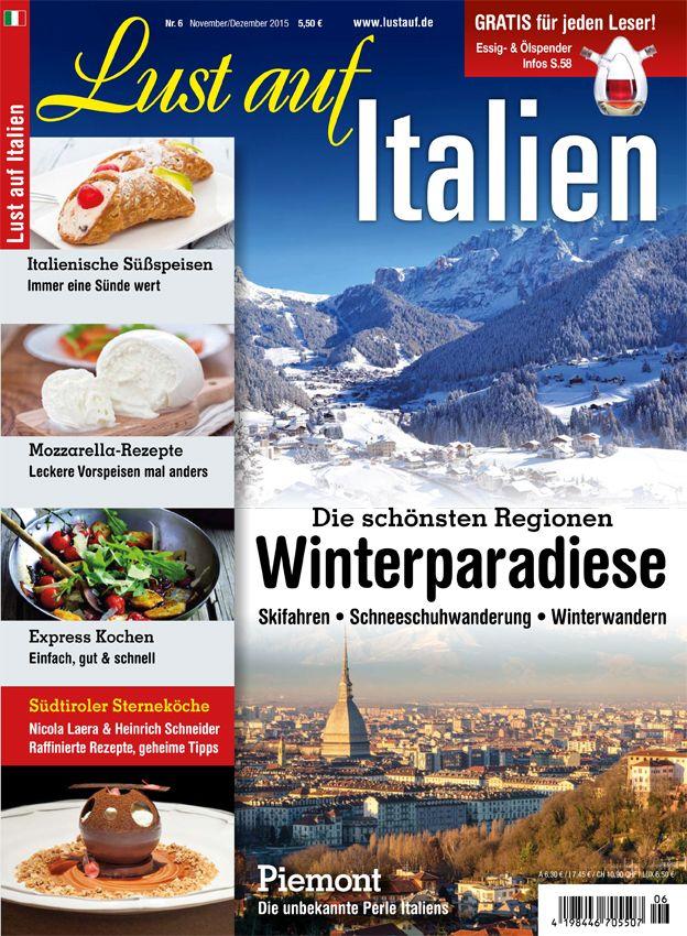 Winterparadise Nr. 6 November Dezember 2015
