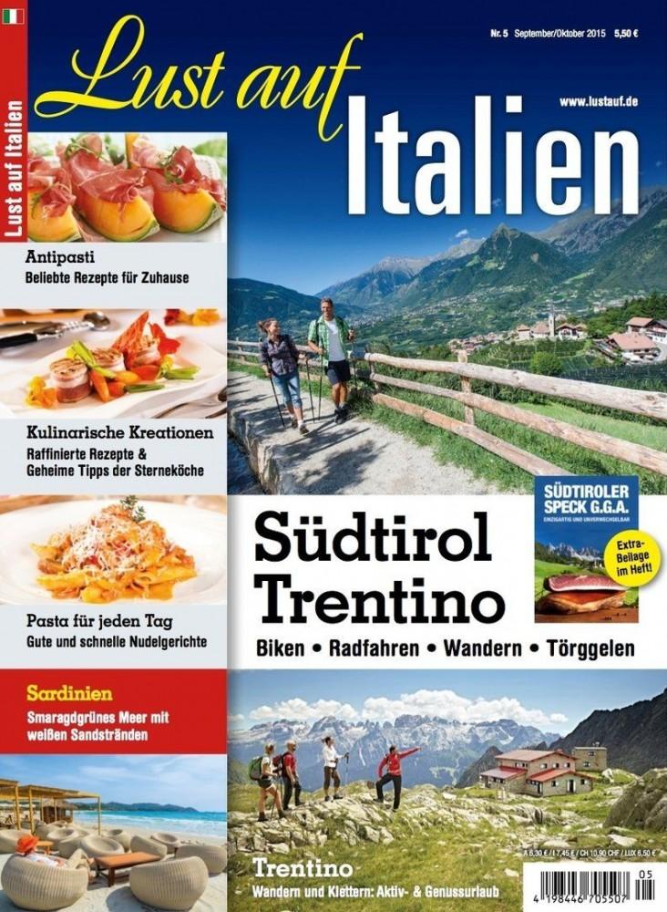 Südtirol Trentino Nr. 5 2015