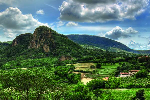 Lust auf Italien, Reisen, Venetien, Euganeischen Hügel