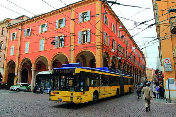 Lust auf Italien, Reisen, Emilia-Romagna, Modena, Corso Canal Grande