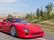 Das schwarze Pferd von Ferrari