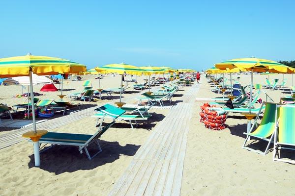 Lust auf Italien, Reisen, Emilia-Romagna, Ravenna, Milano Marittima