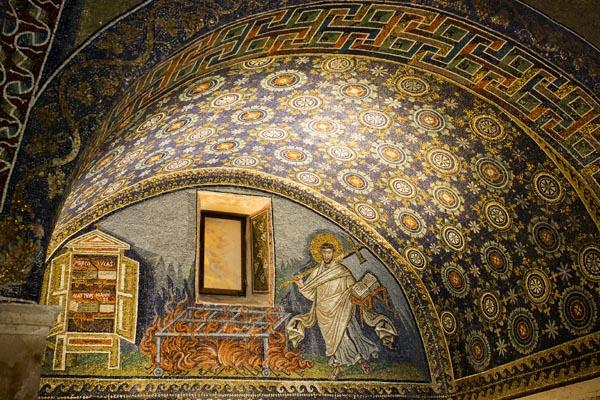 Lust auf Italien, Reisen, Emilia-Romagna, Ravenna, Mosaik