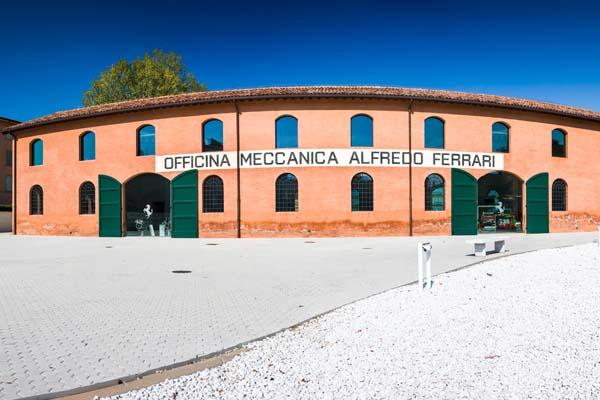 Lust auf Italien, Reisen, Emilia-Romagna, Modena, Museum Enzo Ferrari