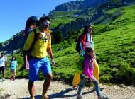 Wanderungen für Familien im Latemar