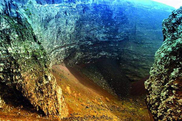 Vulkan Vesuv