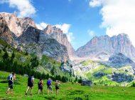 Wandern und Biken Val di Fassa