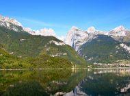 Trentiner Seenlandschaft