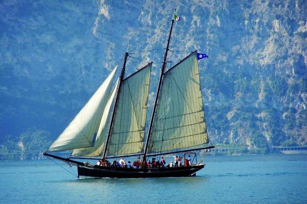 Kreuzfahrt - Gardasee