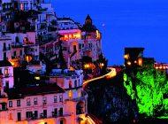 Sonne im Winter: Amalfiküste