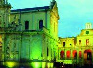 Apulien: Lecce im Winter