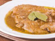 Kalbsschnitzel mit Marsala