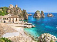 Sizilien – antike Säulen und guter Wein