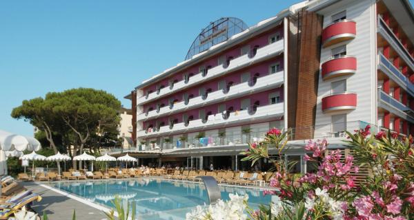 Umfrage: Lust auf Italien 3/2017 Hotel Caesare Augustus Jesolo