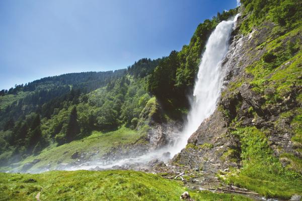 Partschins Wasserfall